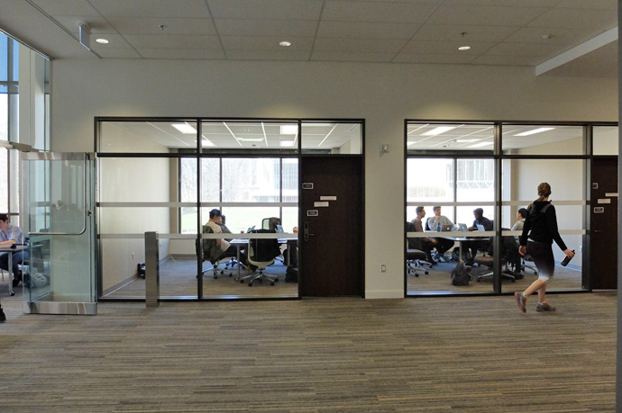 New Bora Laskin Law Library - study rooms