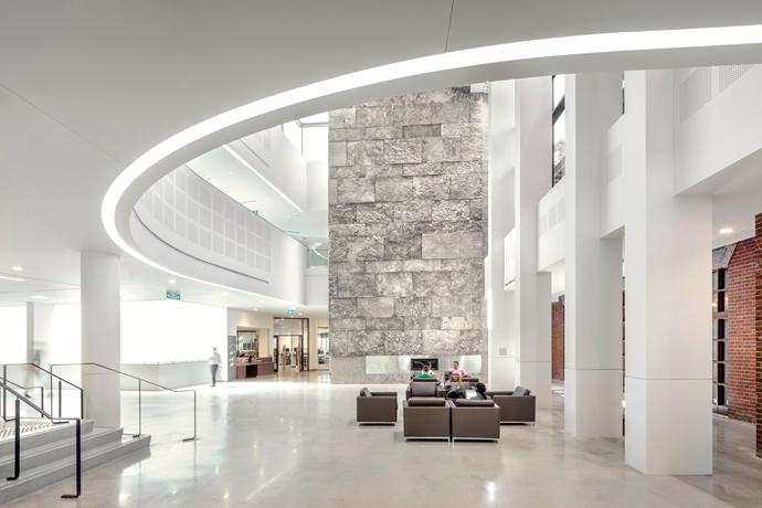 Osler, Hoskin & Harcourt LLP Atrium
