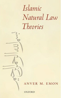 Prof. Anver Emon: Islamic Natural Law Theories