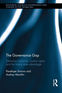 Book: The Governance Gap