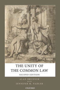 The Unity of the Common Law, 2nd edition