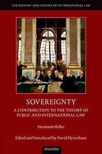 Sovereignty, edited by David Dyzenhaus