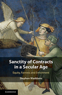 Sanctity of Contracts in a Secular Age