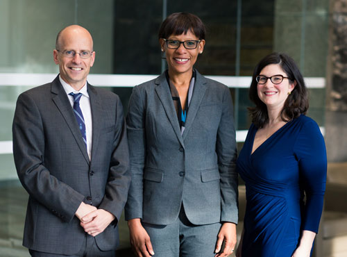 Dean Edward Iacobucci, Michelle Henry, Claire Hunter