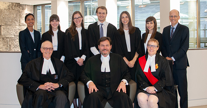 Grand Moot 2019 group photo