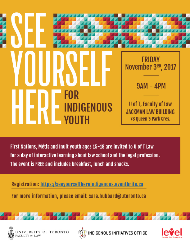 See Yourself Here for Indigenous youth