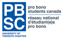 Pro Bono Students Canada - University of Toronto Chapter