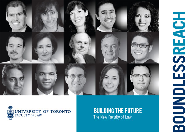Boundless Reach: The Faculty of Law Building Campaign
