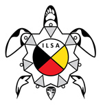 Indigenous Law Student's Association logo