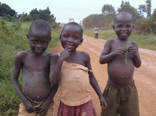 Faces of Uganda, by Timothy Riddell