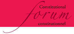 Constitutional Forum constitutionel e-journal