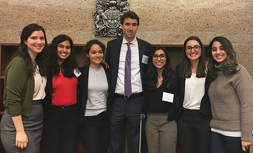 2018 Moot Results: Memorable Achievements and Wins | University of