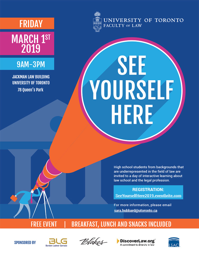 See Yourself Here poster