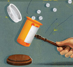 Does patent law help or hinder medical innovation?