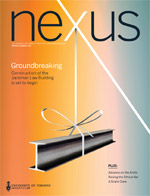 Nexus Spring/Summer 2013, cover