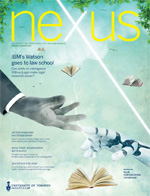 Cover of Nexus, Spring/Summer 2015