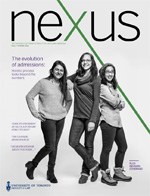 Cover, Nexus Fall/Winter 2015