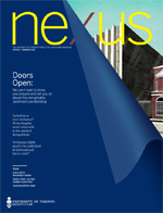 Cover of Spring/Summer 2016 issue of Nexus