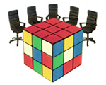 Directors' duties under scrutiny illustration