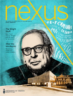 Cover of Nexus Spring/Summer 2017