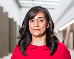 Inaugural holder of the Kimber Chair, Prof. Anita Anand
