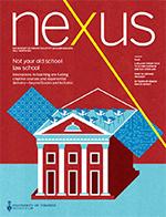 Cover of Nexus magazine, Fall/Winter 2017