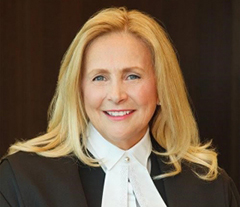 Justice Sheilah L. Martin
