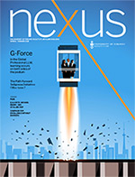 Nexus magazine - cover of Spring-Summer 2018 issue