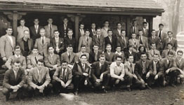 First Year Class of 1947