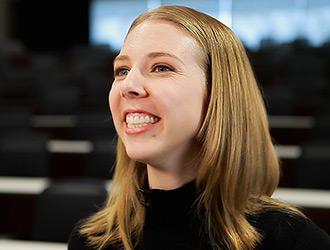 Alexandra McLennan, 3L