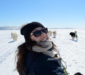 2014 Donner Fellow Chloe Boubalos