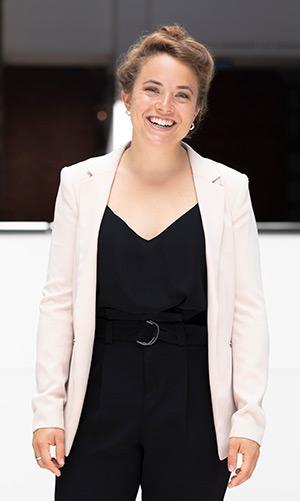 Sarah Feutl, 1L
