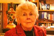 Photograph of Joan Hodgson (Morris)