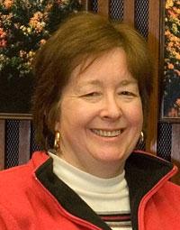Photograph of Maureen Simpson