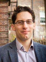 David Sandomierski, SJD student