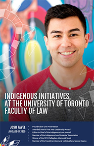 Indigenous Initiatives Office brochure