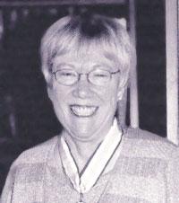 Photograph of Christine Kates