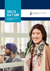 UofT Law JD Guide 2022