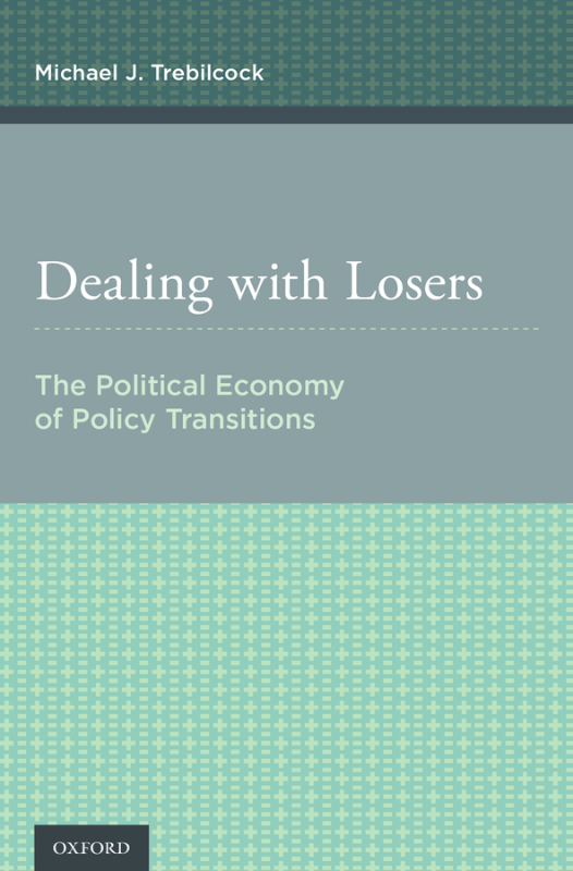 Book cover: Dealing with Losers by Michael Trebilcock