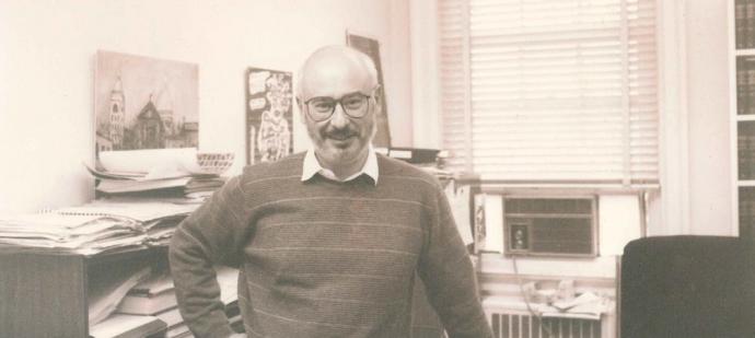 Arnold Weinrib