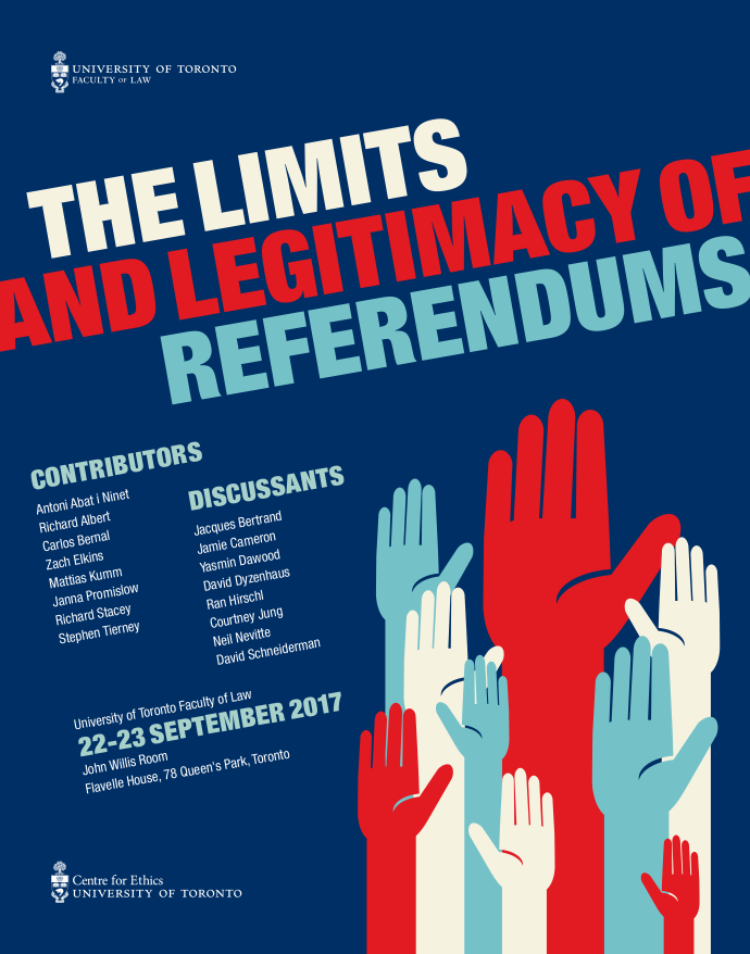 Conference: The Limits and Legitimacy of Referenda