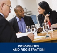 Workshops and Registration
