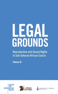 cover of Legal Grounds