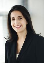Headshot of Professor Yasmin Dawood