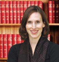 Portrait of Prof. Larissa Katz