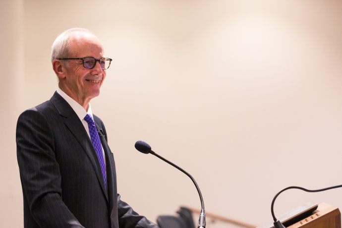 Chief Justice George Strathy