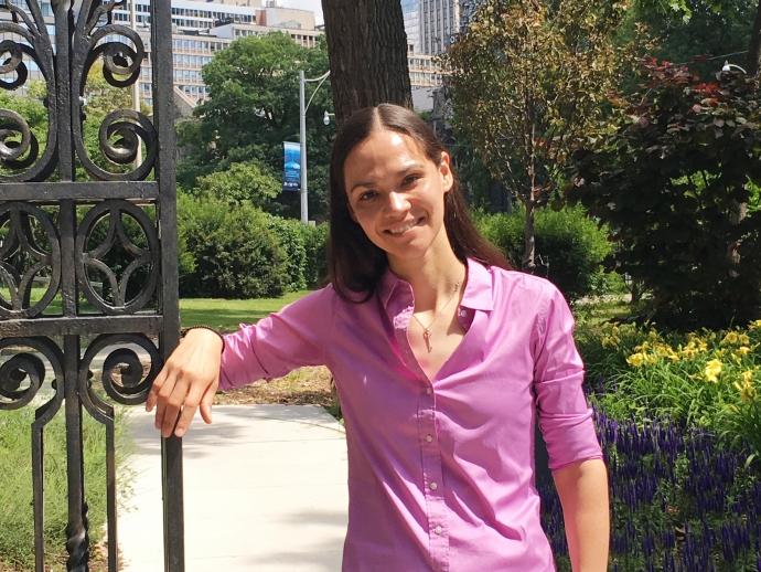 Professor Adriana Robertson