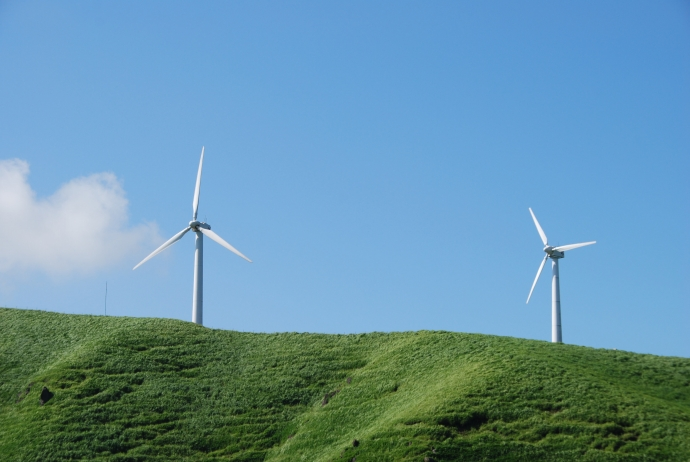 wind power image