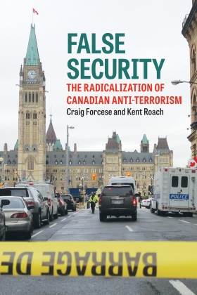Book cover of False Security
