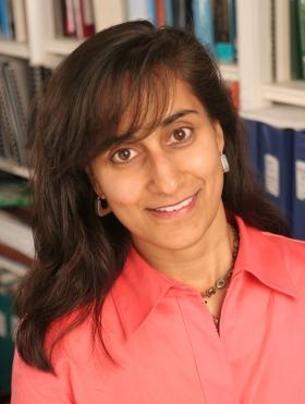 headshot of Anita Anand